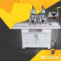 MZ73031A двойной головок шарнирный сверлильный станок Деревообработка открытое отверстие шарнирное сверло двери шкафа шарнирный сверлильный