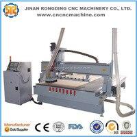 Китайские дешевые высокая точность деревообрабатывающие cnc машины для продажи авто инструмент смены ЧПУ
