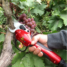 1 set SCA1 electric pruning shears  garden pruning tools (complete set of instruments of scissors to the garden and orchards)