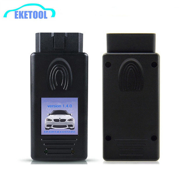 New For BMW Scanner 1.4.0 FTDI Chip OBD OBDII USB Diagnostic Interface Multi-Function Unlock Version Version 1.4 Free Shipping