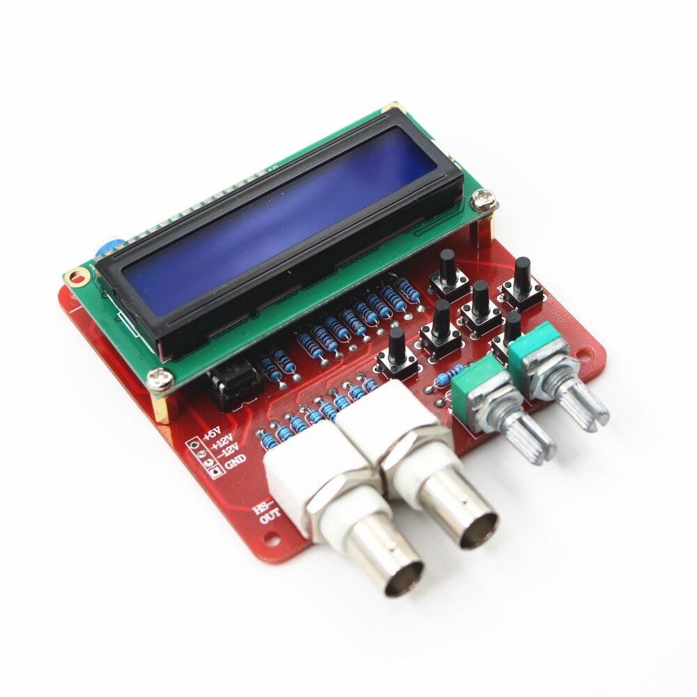 DIY DDS Signal Generator Function Generator Module Sine Square Sawtooth Tri-angle Wave Kit
