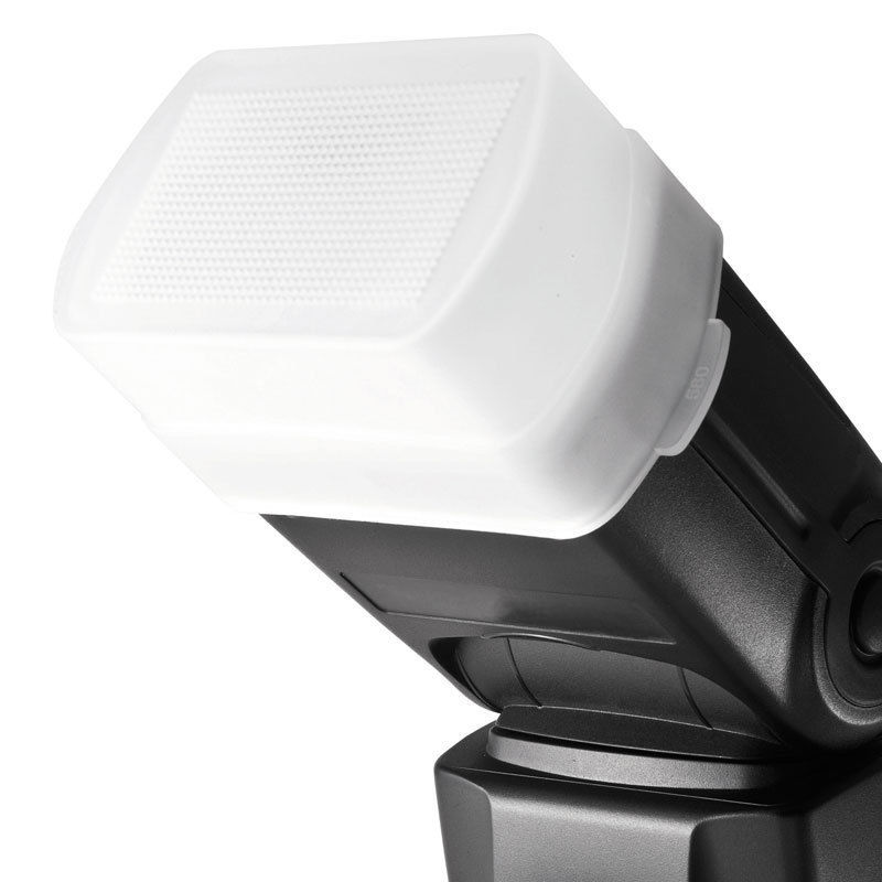 Bounce Blitz Diffusor für Canon Speedlite 580EX 580EX II/Viltrox JY-680A JY-680CH