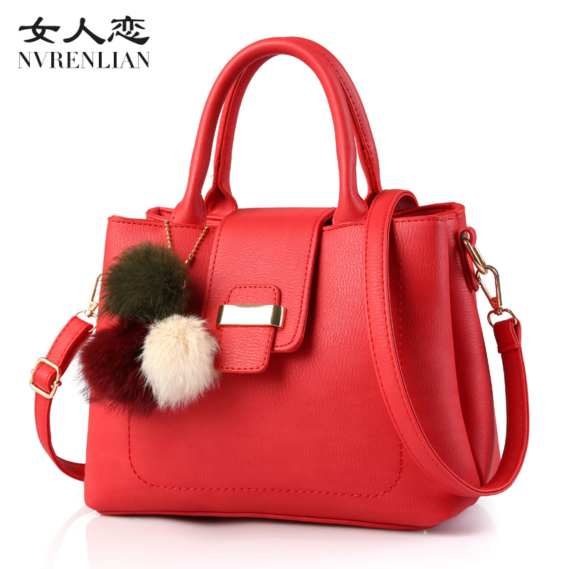 Famous Brand Women Handbag Designer Luxury Leather Shoulder Bags Female Messenger Bag Ladies OL Crossbody Totes fashion casual michael handbag luxury louis women messenger bag famous brand designer leather crossbody classic bolsas femininas