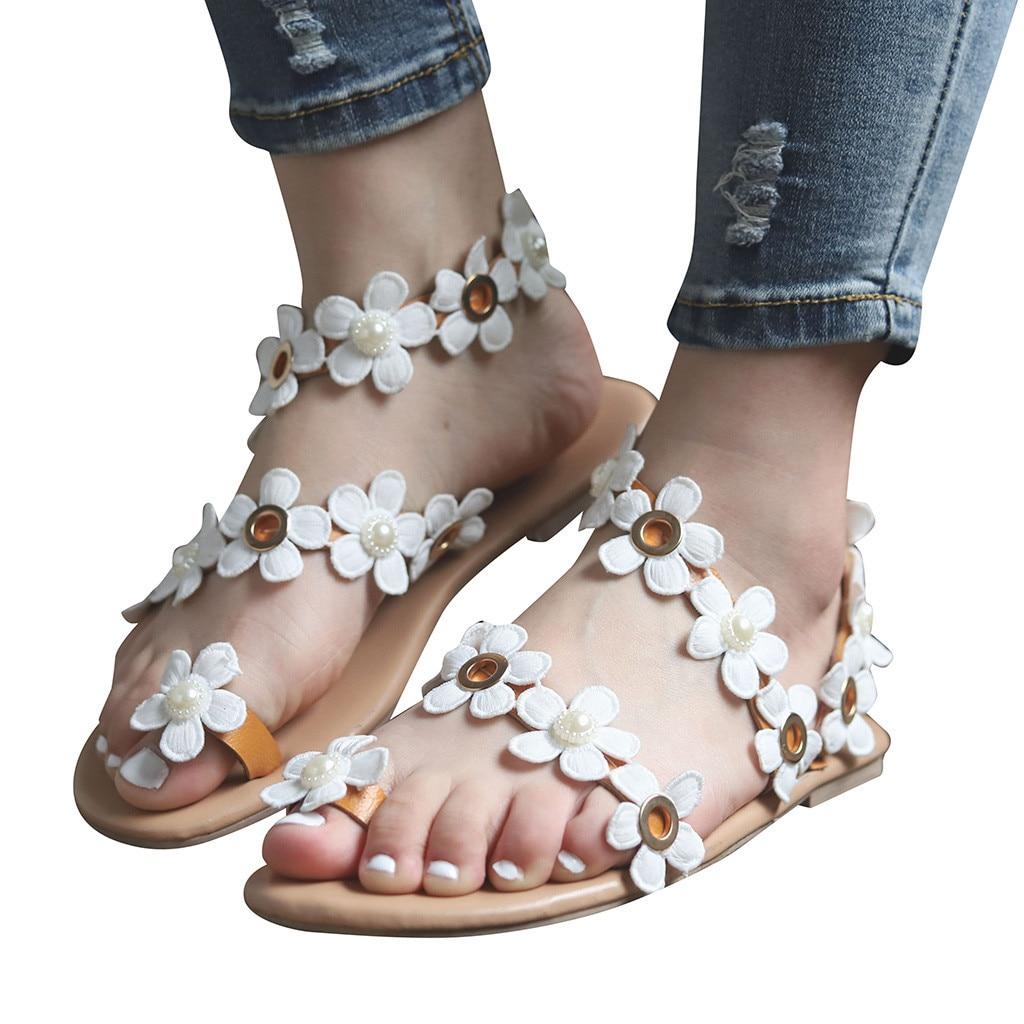 SAGACE Summer Bohemian White Flower