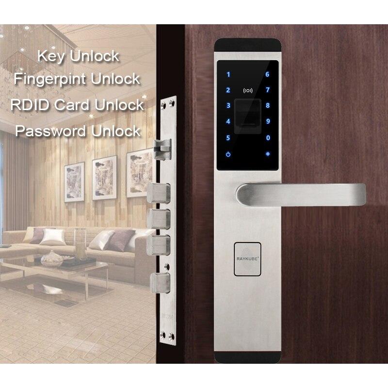 Fingerprint Door Lock 9