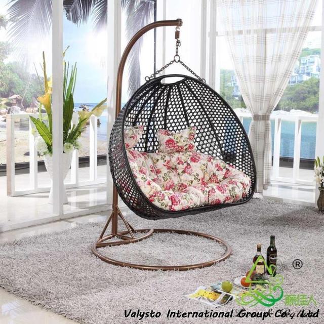 Rattan Bag Rattan Chair Outdoor Swing Hanging Basket Double Hammock Indoor  Hanging Basket Swing Hanging Chair