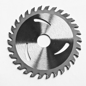 Image 5 - Free shipping 1PC decoration grade125*22/20*30/40Z TCT saw blade for wood/MDF/plastic cutting for home DIY decoration purpose