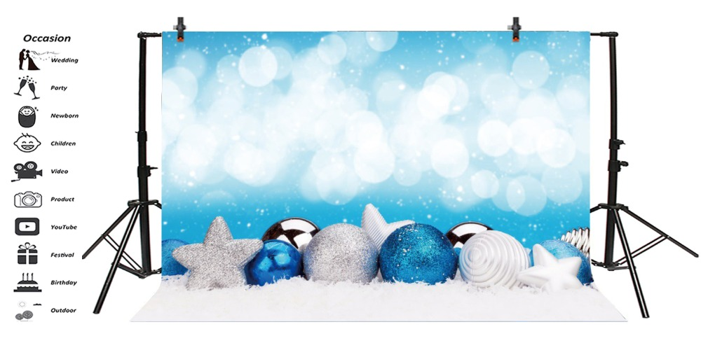 Aliexpress com : Buy Laeacco Christmas Snow Balls Light Bokeh Baby Children  Photography Backgrounds Customized Photographic Backdrop For Photo Studio