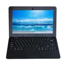 10.1 inch for Android 5.0 VIA8880 Cortex A9 1.5GHZ 512M + 8G WIFI Mini Netbook Game Notebook Laptop PC Computer