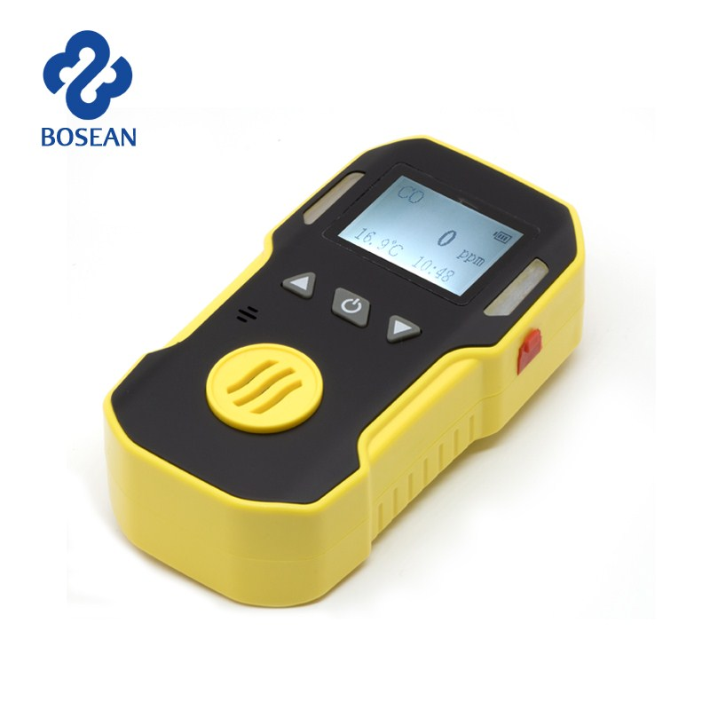 Carbon Monoxide Detector Digital Multi Gas Monitor Meter LCD Display Gas Tester Automatic Alarm Sensor Portable CO Gas Analyzer