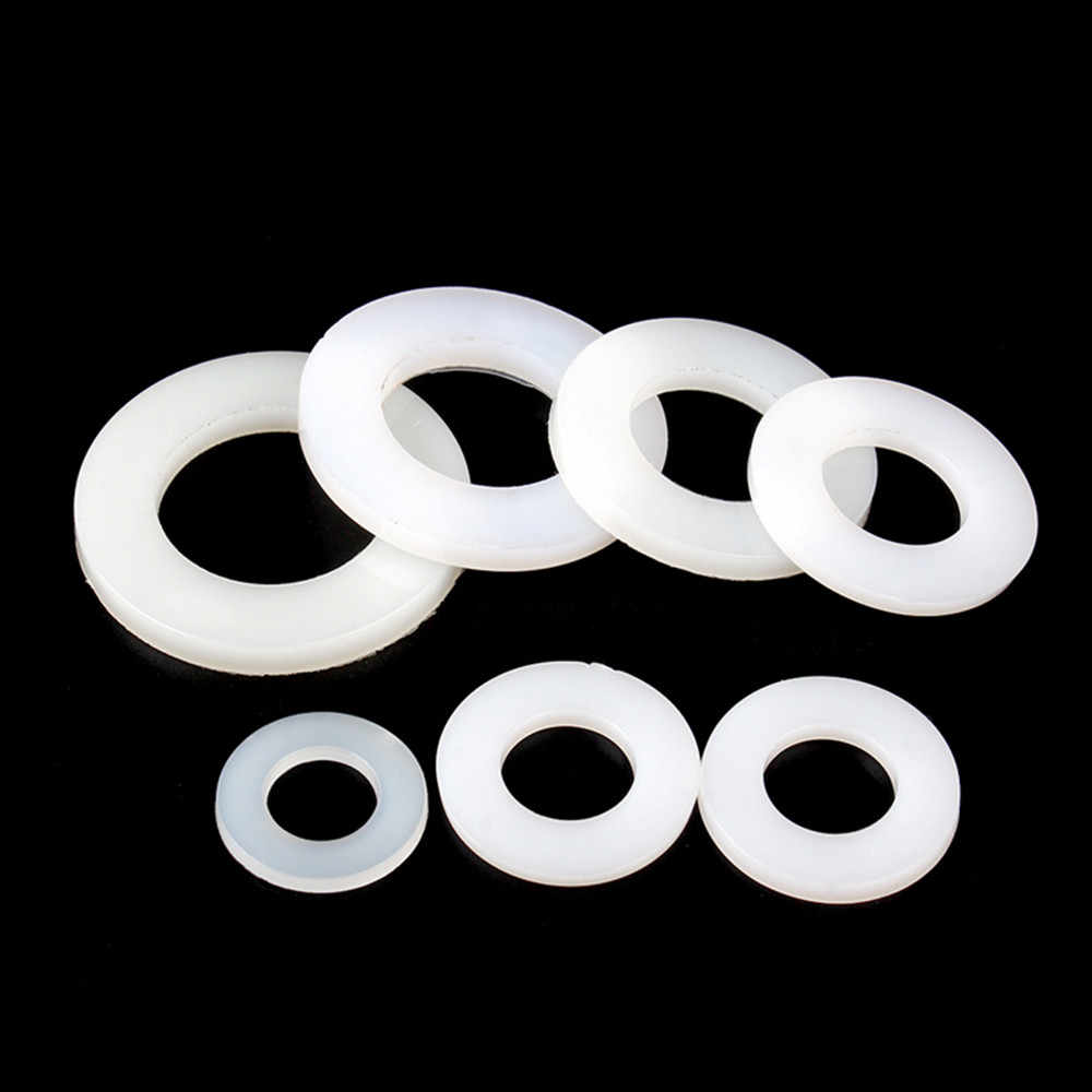 """10 Uds o anillos de calentador de agua sello 1/2 """"3/4"""" 1 """"1,2"""" 1,5 """"juntas de silicona y el sello de silicona Avirulent insipidity"""