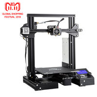 Newest 3D Printe Ender 3 Pro/Ender 3/Ender 3X DIY KIT printer 3D UpgradCmagnet Build Plate Resume Power Failure Printing