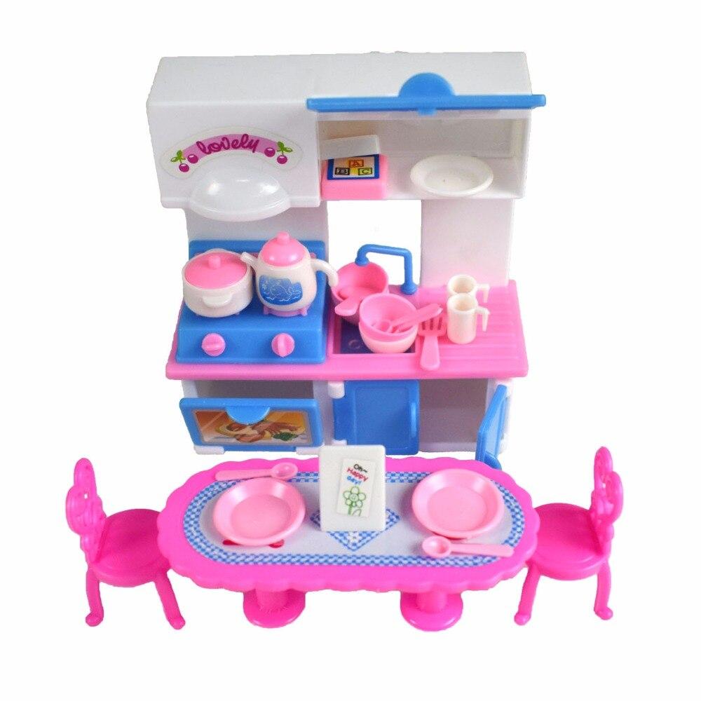 US $8.07 5% OFF|20 teile/satz Puppen Esstisch Küche Möbel Geschirr Schränke  Puppe Geschirr Zubehör Mädchen Spielzeug für Puppe Zubehör-in ...