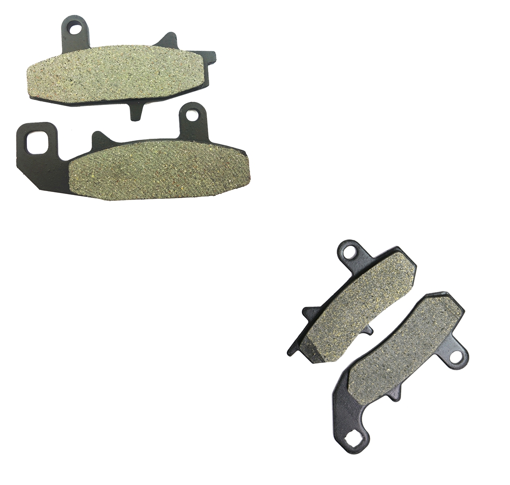 Brake Pads set fit SUZUKI DR650 DR 650 1990 1991 1992 1993 1994 1995 / DR 650 R 1992 &up dr suplee suplee the deposition handbk 2e 1995 cumulative supp