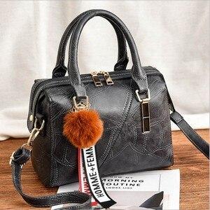 Image 5 - Leder Handtaschen Kleine Frauen Tasche Hohe Qualität Casual Weibliche Taschen Stamm Tote Spanisch Marke Schulter Tasche Damen Große Bolsos YaDuo