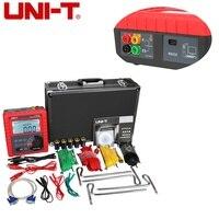 UNI-T ut523a resistência à terra resistividade do solo tester (não inclui bateria)