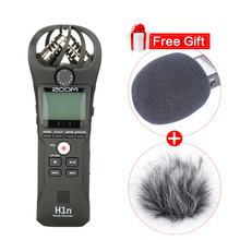 Зум H1N ручка удобно Регистраторы цифровой Камера аудио Регистраторы стерео микрофон для видео интервью DSLR Камера Запись микрофон