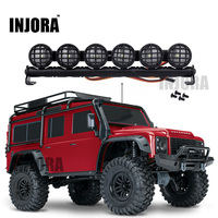 152MM Multi Function LED Light Bar For RC Crawler Traxxas TRX 4 TRX4 RC4WD D90 Axial