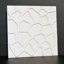 3D Geometric PE Foam Cotton Wall Stickers Self-adhesive living room Panel kids Home Renovation Decoration Wallpaper