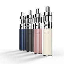 Vivakita Solo2015 2ml air inflow Tank Glden Blue Black White Vaporizer 1100mah Mini Vape Pen e cigarette Kit