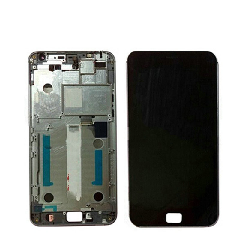 Full LCD Display with Touch Screen Digitizer For Meizu MX4 Pro With Frame Assembly Free ShippingFull LCD Display with Touch Screen Digitizer For Meizu MX4 Pro With Frame Assembly Free Shipping