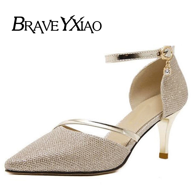 Sexy Ladies High Heels Women Shoes High Heel 2019 Women's ...