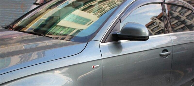 Cheap 3D Metal Car S-line Sticker at stkcar.com accessories