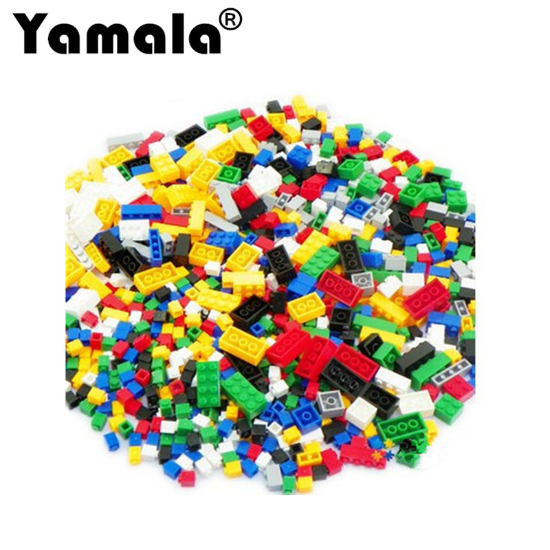 [Yamala] 5000Pcs Building Blocks City Creative Bricks Educational Building Block Toys For Child Compatible With legoingly Bricks decool 3114 city creator 3in1 vehicle transporter building block 264pcs diy educational toys for children compatible legoe