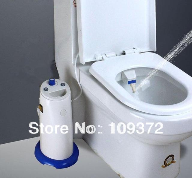 toilette bidet frais de pulv risation d 39 eau lectronique. Black Bedroom Furniture Sets. Home Design Ideas