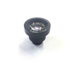 Image 4 - 1/2 polegada 35mm cctv mtv lente m12 montagem f2.0 para câmeras de vídeo de segurança ahd tvi cvi ipc hd 35mm cctv mtv placa 650nm ir corte filtro