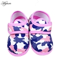 Spring Soft Sole Girl Baby Shoes Cotton First Walkers Fashion Baby Girl Shoes Bowknot First Sole Kids Shoes