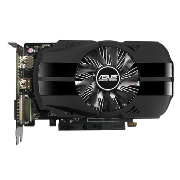 ASUS GTX1050TI Gaming Graphics Card 4GB Memory Support DX12 DVI HDMI2.0 DP1.4 for PUBG CSGO LOL image