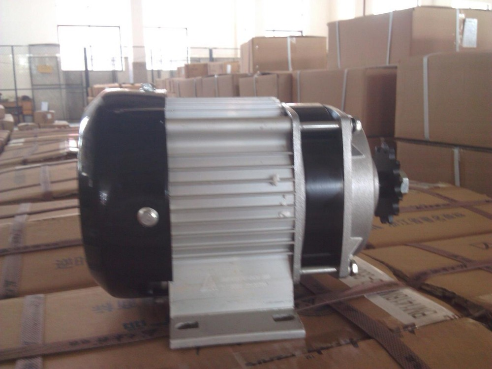 Fast Shipping 48V 750W Brushless Electric Motor Unite Motor Scooter Bike Electric Tricycle Motor 3 Wheels Bike Motor