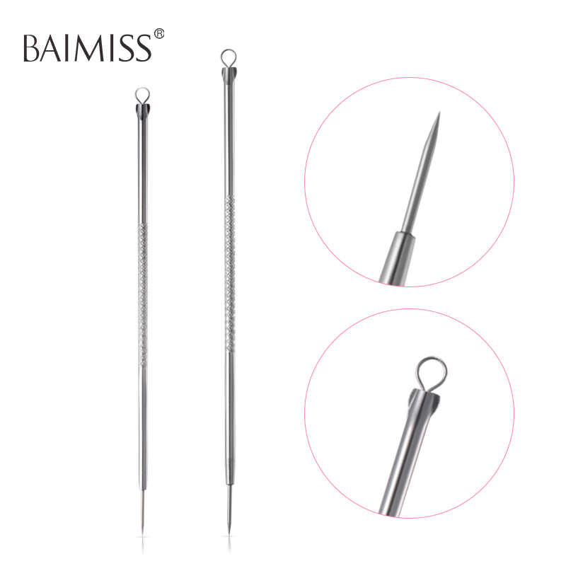 Acne Removal Needle Pimple Needle Blackhead Remover Acne Treatment Acne Needle Black Mask Acne Extractor Remover 1PCS
