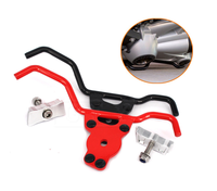 Motorcycle Steel Para Lever Guard Protector For BMW R 1200GS LC 2013 2015 R 1200 ADV
