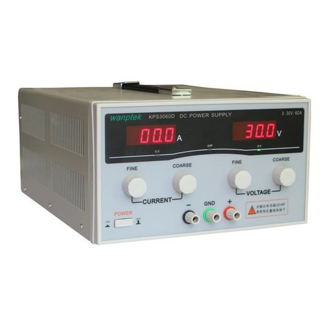 220V 0-30V/0-60A KPS3060D High precision High Power Adjustable LED Display Switching DC Laboratory power supply