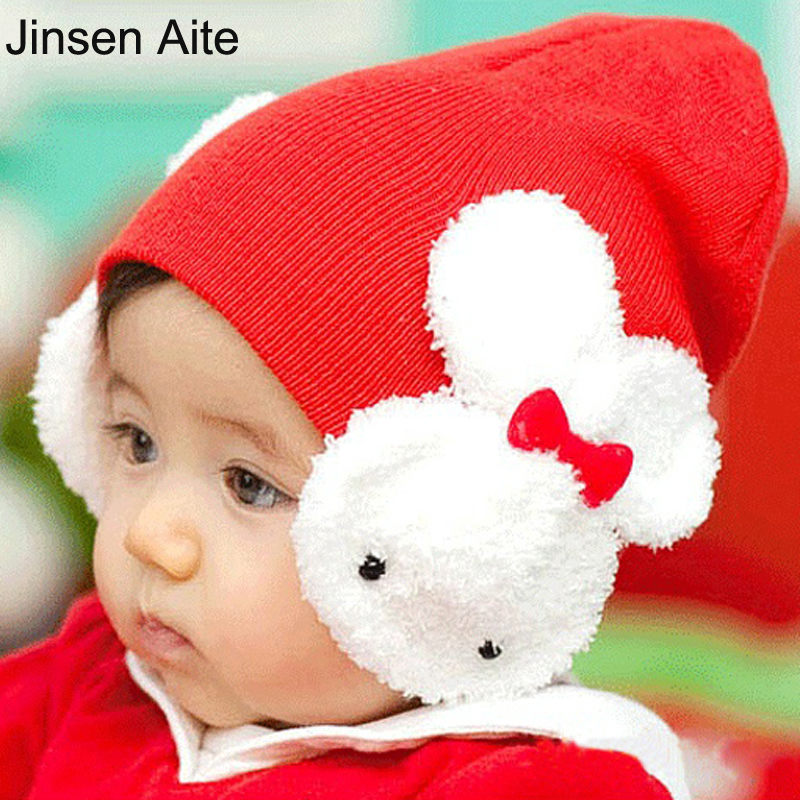 New Fashion Cute Baby Hat Toddler Kids Newborn Girl Boy Crochet Knit Hat Character Rabbit Photography Props Cap Beanies 1885 shocking show newborn baby girl boy infant toddler knitting wool crochet hat soft hat cap