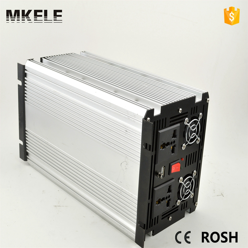 MKM3000 122G motorhome power inverter 3000w power inverter 220v 12v ...