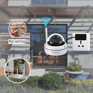 Image 4 - Gadinan Wifi מצלמה Yoosee APP ONVIF IP מצלמה 2.0MP 1080P מיקרופון אודיו ראיית לילה ונדאל הוכחה sd כרטיס חיצוני מצלמה