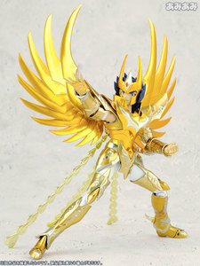 """Image 3 - 100% BANDAI 타마시 국가 Saint Cloth Myth 액션 피규어 Phoenix Ikki God Cloth """"Saint Seiya"""""""