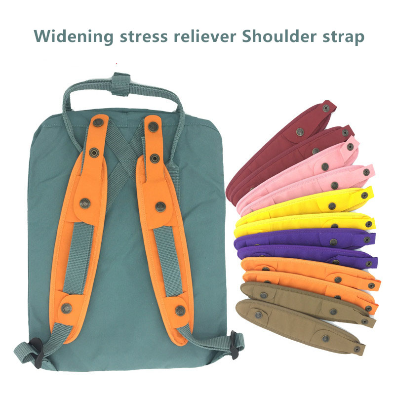 Shoulder Strap For Kankens Backpack Nylon Material Detachable Widening Decompression Stress Reliever