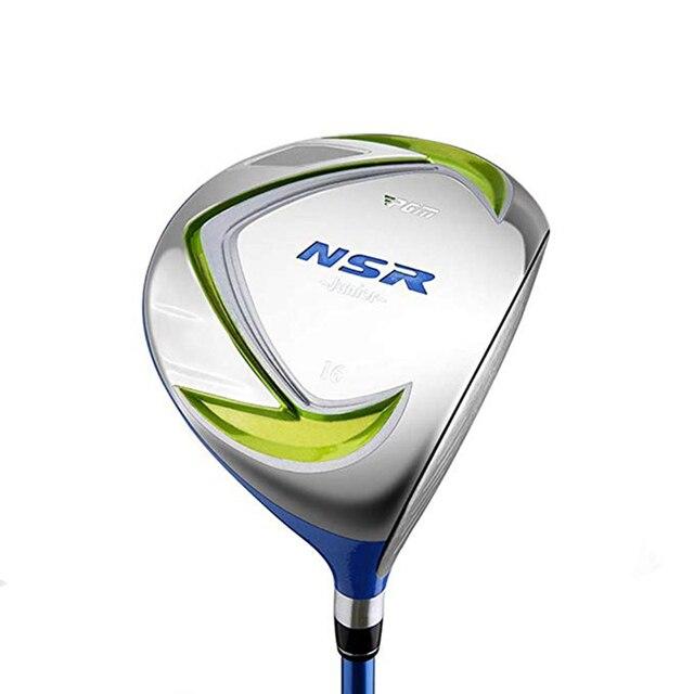 Crestgolf Nsr Children S Golf 1 Driver Hybrid Anium Alloy Head Graphite Shaft Right Handed Clubs For Kids