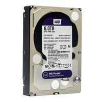 WD Purple 6TB HDD Surveillance Hard Disk Drive 5400 RPM Class SATA 6 Gb/s 64MB Cache 3.5 Inch WD60EJRX