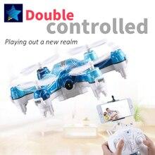 Cheerson FPV-системы CX37-TX Smart-h 4Ch 6 оси мини Drone с Камера HD 2MP телефон WI-FI управления вертолет Высота hold Quadcopter игрушка