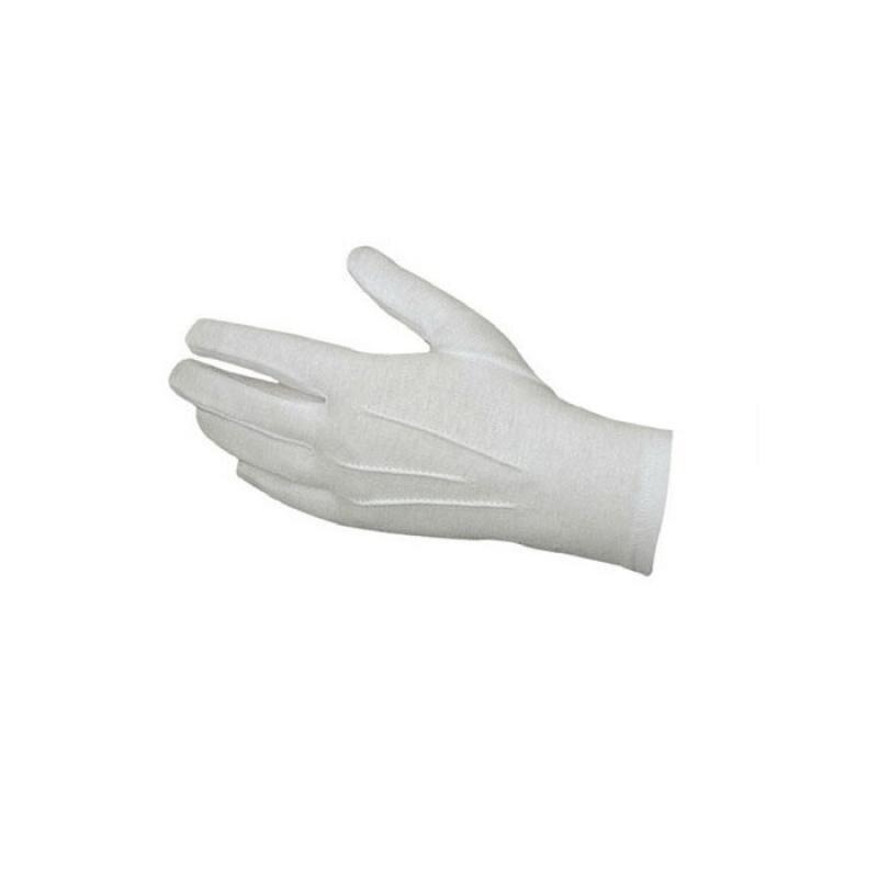Herren Formelle Handschuhe Weiß Smoking Honour Guard Parade-Santa-Inspection