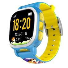 Tencent QQ Montre Smart Watch Enfants Enfants Smartwatch WiFi LBS GPS Montre Anti Perdu D'alarme SIM pour Android IOS PQ708 2G GSM Nouveau couleurs