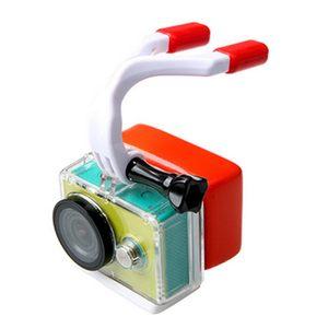 Image 2 - ملحقات Go pro ، أقواس ركوب الأمواج ، موصل لكاميرا Gopro Hero 6 5 4 3 لـ SJ4000