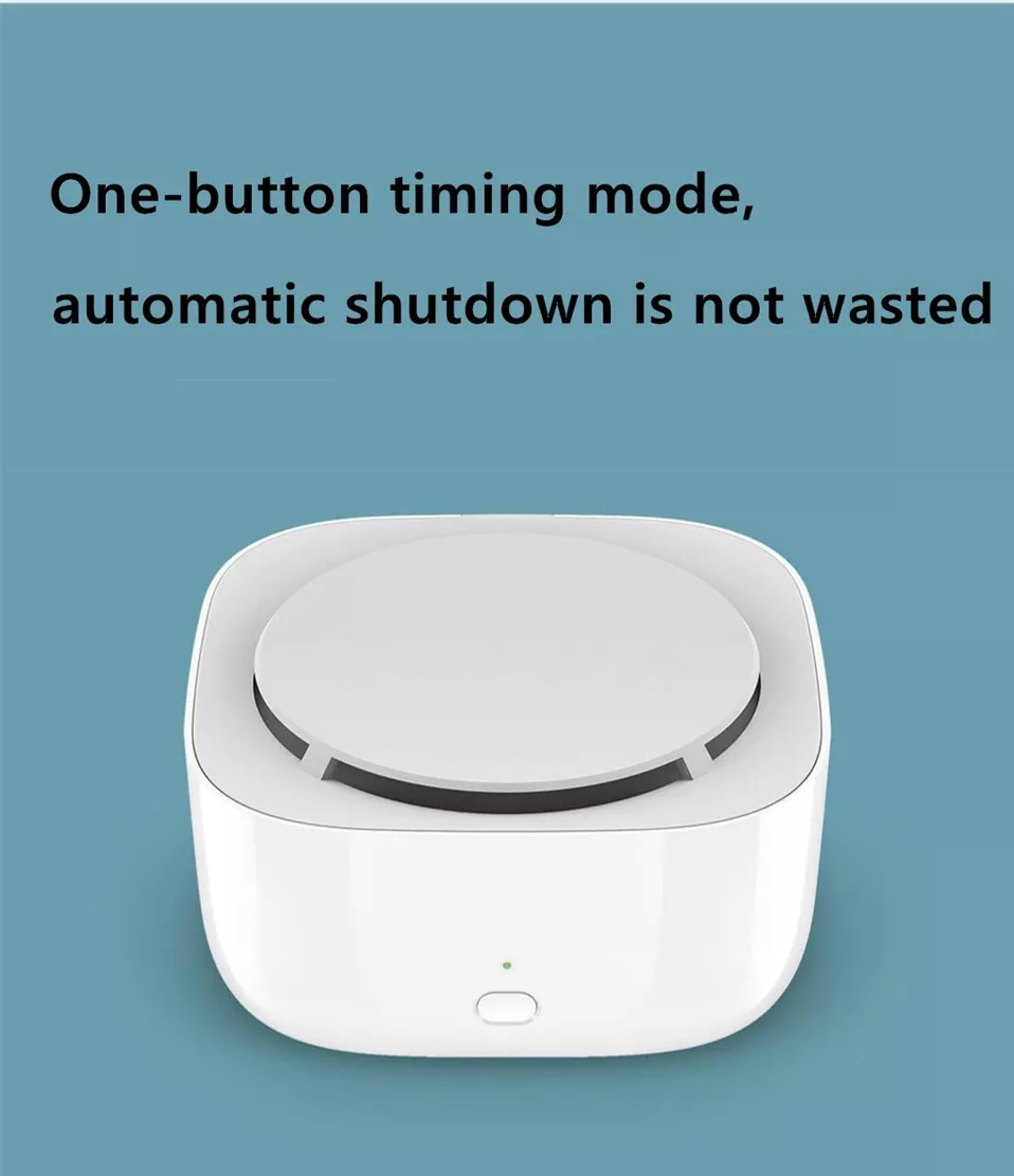 2019 New Xiaomi Mijia Mosquito Repellent Killer Smart Version Phone timer switch with LED light use 90 days Work in mihome AP (8)