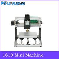 CNC Rounter DIY 1610 Mini CNC Machine Working Area 16 10 4cm 3 Axis PCB Milling