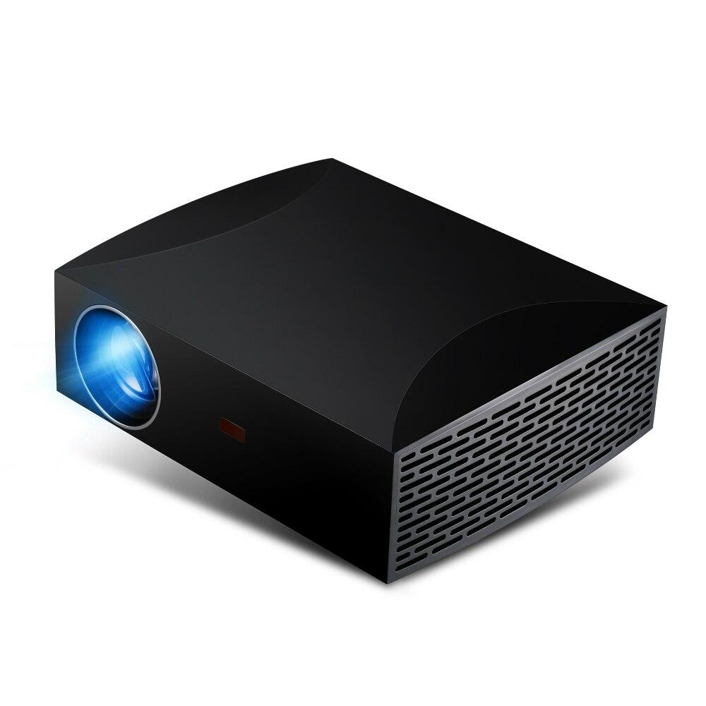 2019 Vivibright F30 Led Video Projector 1920*1080 P 4 K 4200 Lumen Home Theater Met Stereo Speaker Overhead Onderwijs Projector